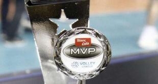 Volley League: Όλοι οι κορυφαίοι MVP της χρονιάς σε ένα βίντεο (Βίντεο)